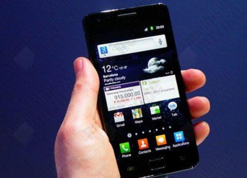 Galaxy S II получит обновление до Android 4.0.4 во всём мире