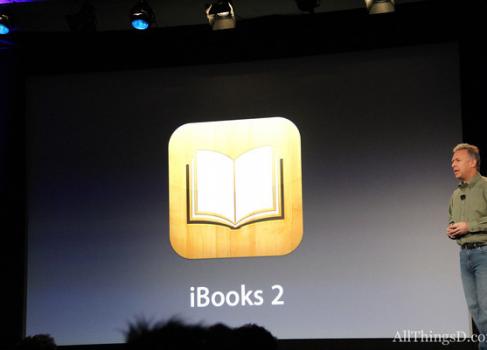 Apple переоткрыла книги с iBooks 2
