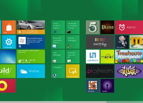 Windows 8 Consumer Preview доступна для загрузки