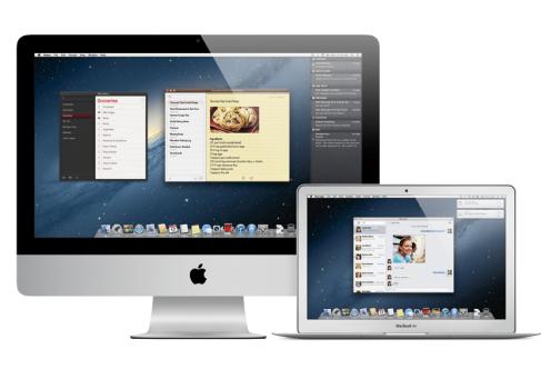 Ранние версии OS X 10.9 содержат Siri и встроенные карты