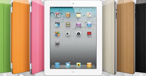 Apple ожидает 40млн. 'iPad3' и 25млн. iPad2 в 2012 году