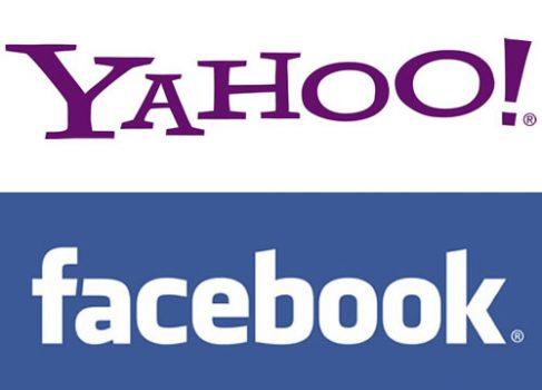 Yahoo! подала патентные иски против Facebook