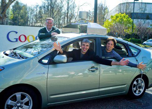 Google патентует идею бесплатного такси для интернет шоперов