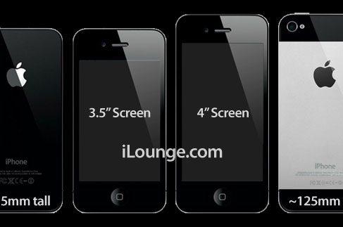 Слух: New iPhone размеры, материалы, дизайн