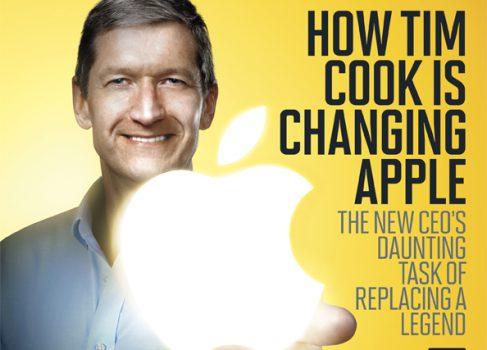 Как Тим Кук меняет Apple