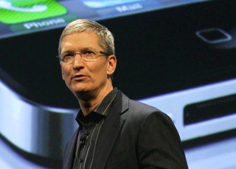 Тим Кук самый высокооплачиваемый CEO США за 2011 год