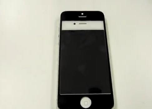 Видео нового iPhone5?