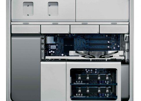 Apple сообщила поставщикам, что новый Mac Pro выйдет весной 2013