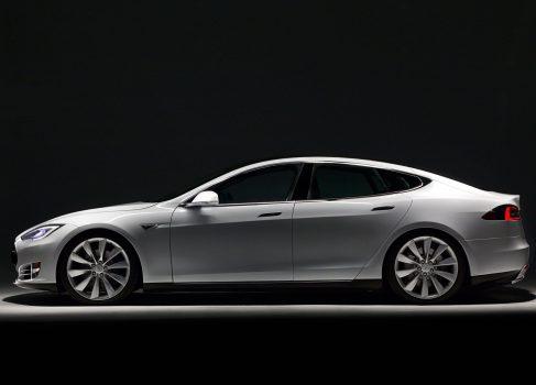 Tesla Model S прошла сертификацию на экологическую безопасность