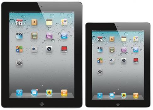 Поставщики Apple готовы к массовому производству 7″ iPad в сентябре
