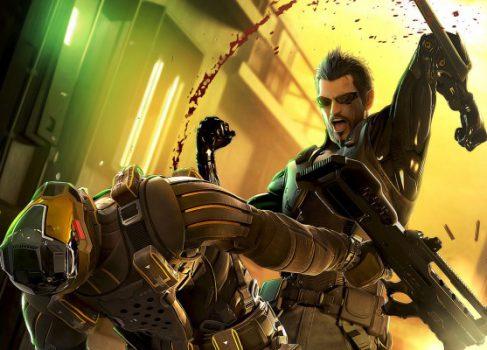 Deus Ex: Human Revolution станет фильмом