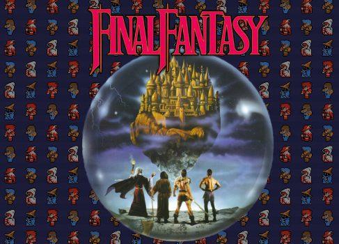 Final Fantasy для NES поступила в продажу в США