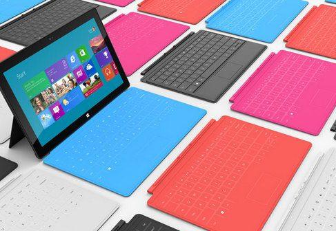 Surface от Microsoft появится 26 октября