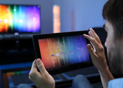 Miracast от Nvidia превратит смартфоны и планшеты в полноценные беспроводные консоли