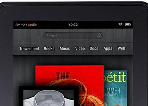 Ждём 5 или 6 новых Kindle Fire?