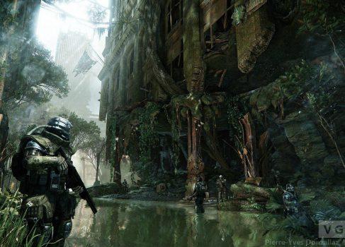 Crysis 3 и загадочные скриншоты