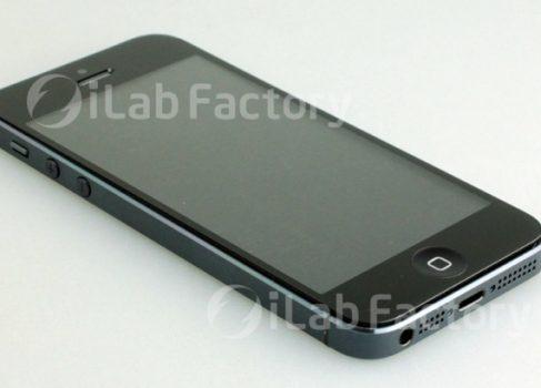 Фото и видео собранного iPhone5