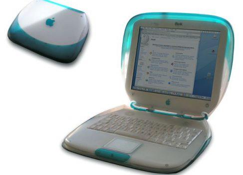 Презентован iBook G3 Clamshell