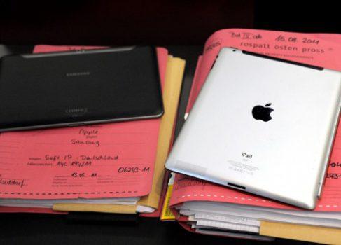 Судья предписал Apple публично признать, что Samsung не копирует дизайн