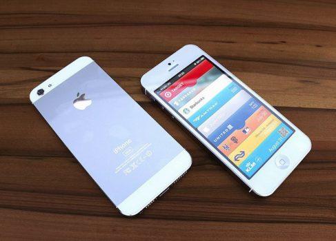 iPhone 5 будет доступен в России с 14-го декабря
