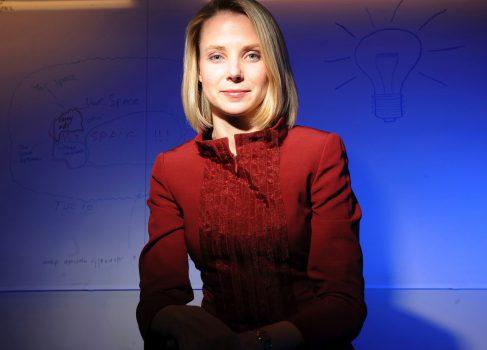 Марисса Мэйер: как я стала CEO Yahoo