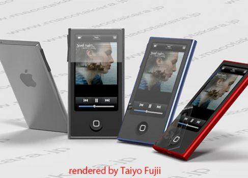 Apple может радикально изменить iPod nano [слух]