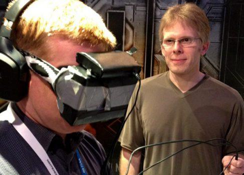 Проект Oculus Rift VR ищет финансирование на Kickstarter