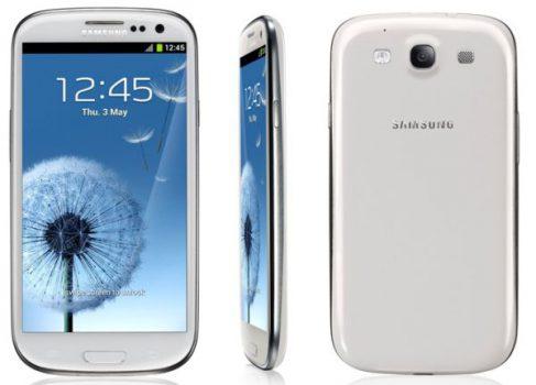 Samsung GALAXY S III LTE – в России с 20 декабря