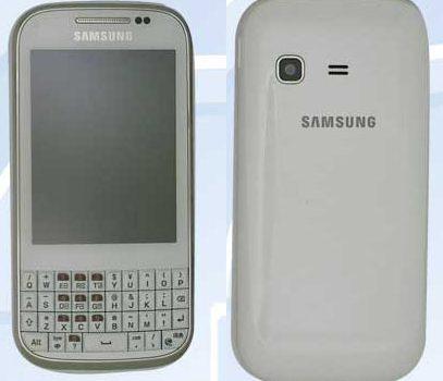 Samsung GT-B5330 появился в сети
