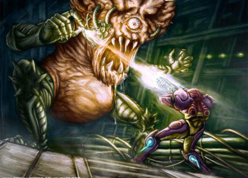 Премьера Super Metroid для SNES