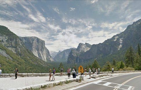 Google добавила национальные парки Калифорнии в Street View
