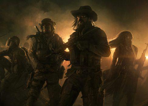 Первый скриншот Wasteland 2