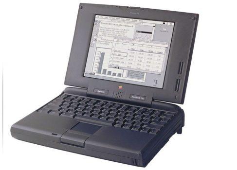 25 августа 1995 года Apple выпускает серию лаптопов PowerBook 5300