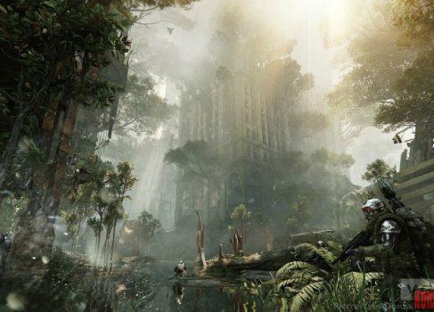 Crysis 3: новый tech-трейлер