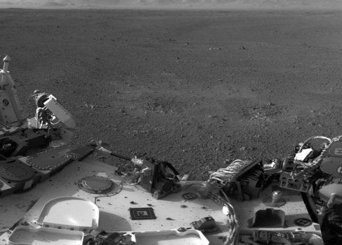 NASA успешно обновила софт на Curiosity