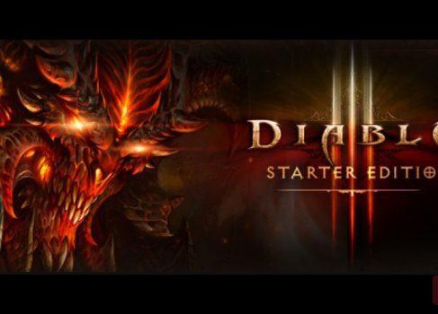 Blizzard запускает Diablo III Starter Edition