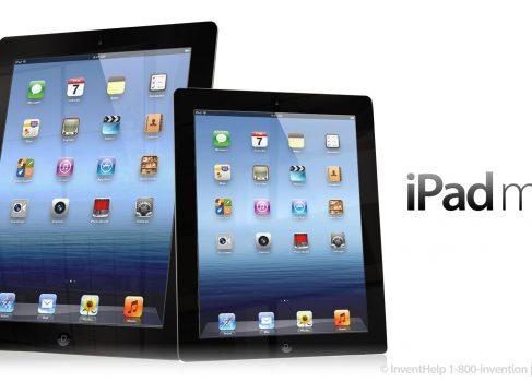 Новые рендеры iPad mini