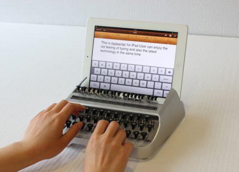 iPad превращается в печатную машинку с iTypewriter 2