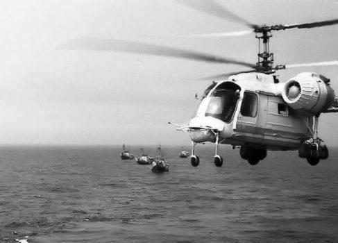 18 августа 1965 года состоялся первый полет вертолета КА-26