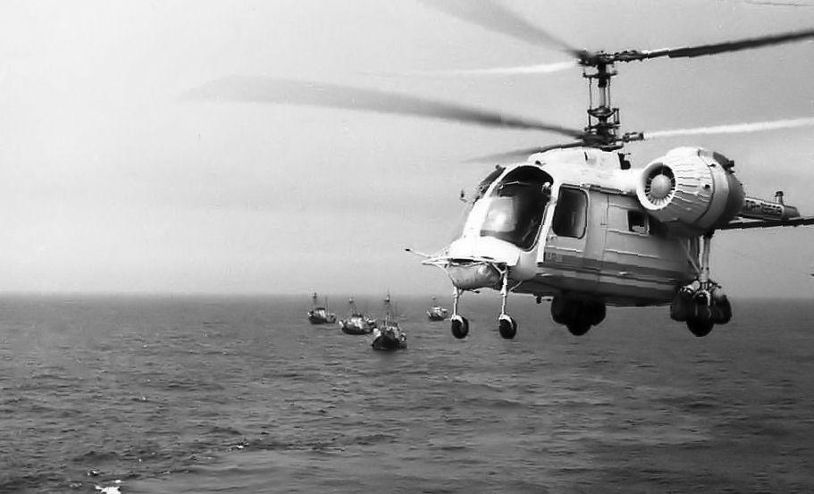 КА-26 — вертолет двухвинтовой