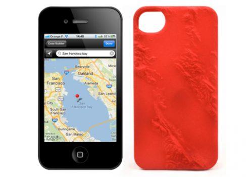 Новый апп позволяет печатать индивидуальные кейсы для iPhone