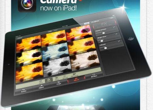 Camera+: теперь и на iPad