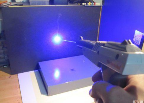 Как световой пистолет от «Денди» превратили в настоящий… бластер