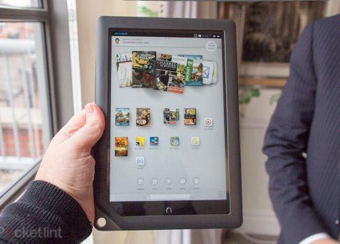 Barnes & Noble NOOK HD+ – самый легкий 9″ Full HD планшет