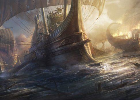 Первое видео с геймплеем Total War: Rome 2