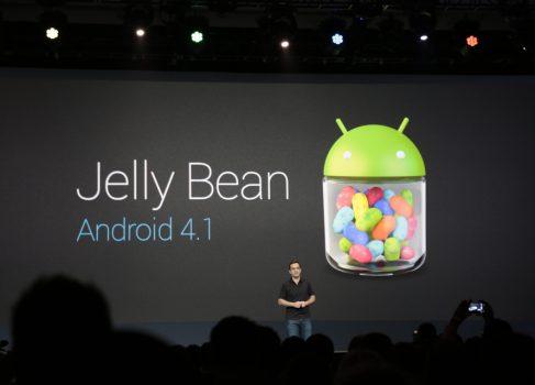 SAMSUNG объявил список устройств, которые получат обновления до Android 4.1