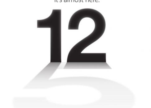 Официально: Apple представит новый iPhone 12 сентября