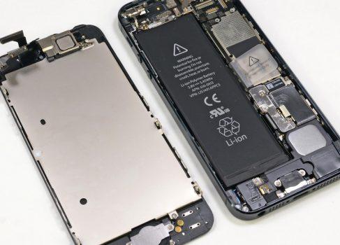 iFixit разобрал iPhone 5 что бы узнать что там внутри