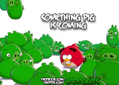 Bad Piggies выйдет на следующей неделе