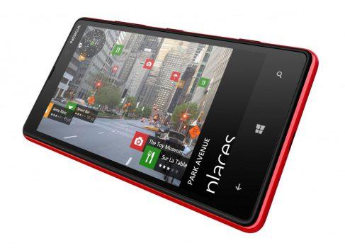 City Lens: практичная дополненная реальность для Nokia Lumia